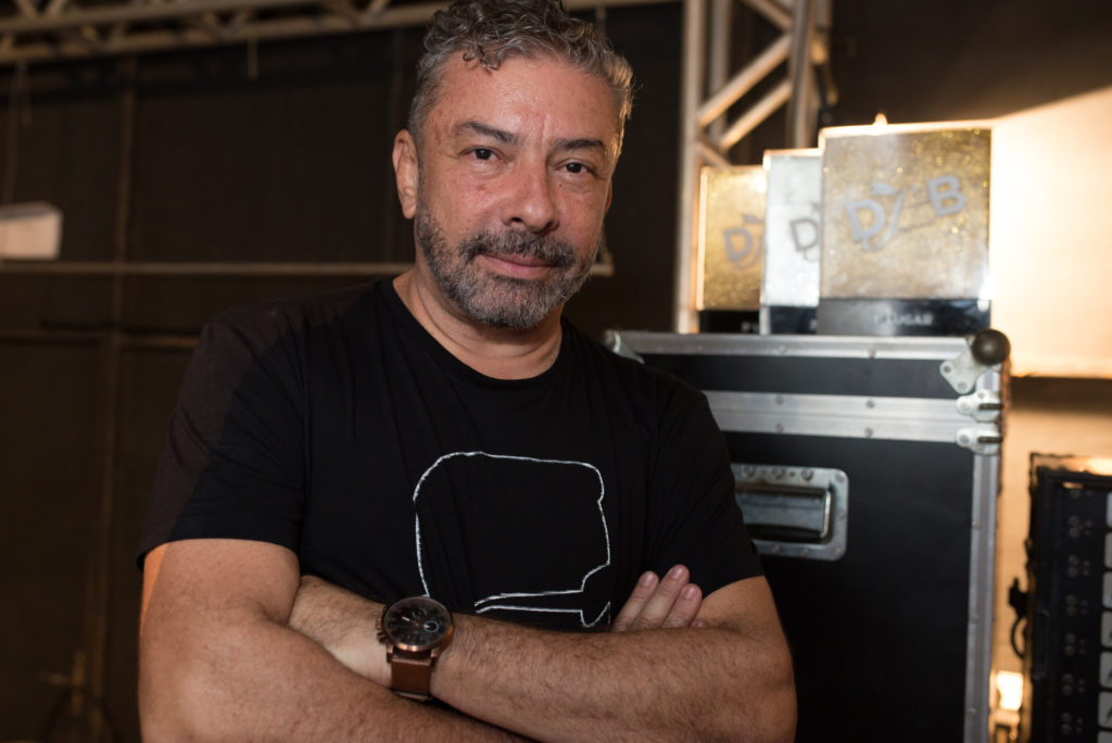 Claudio Silveira, idealizador do Dragão Fashion Brasil