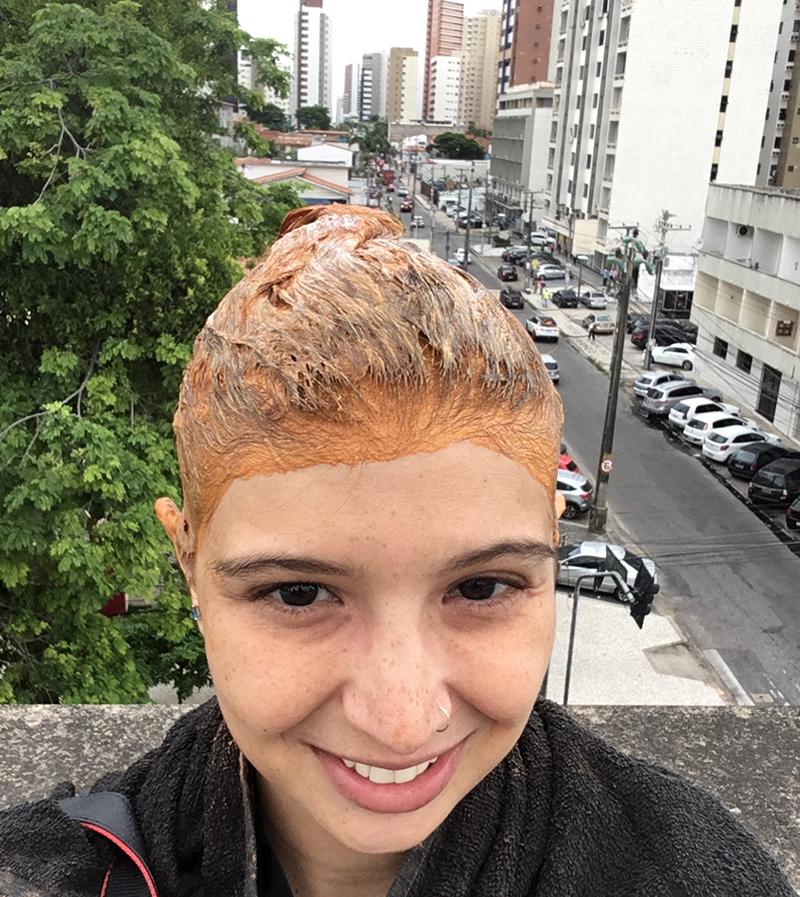ruivo meraki penteadeira amarela