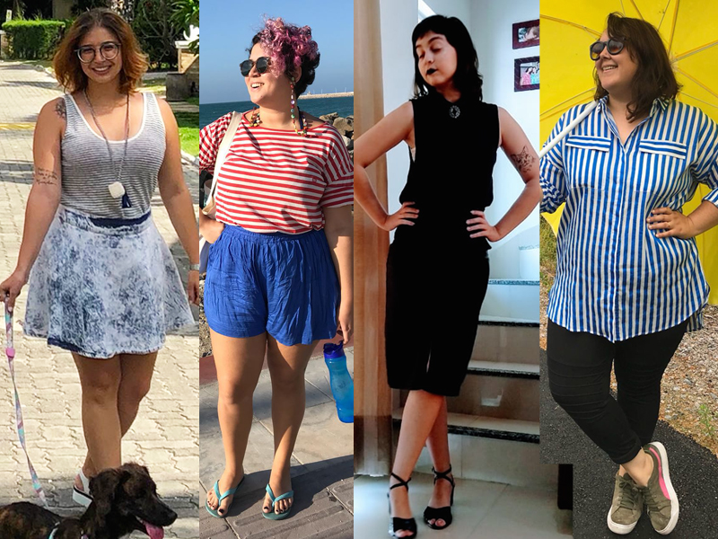 Desafio de Looks: 7 dias, 7 temas, 7 looks diferentes