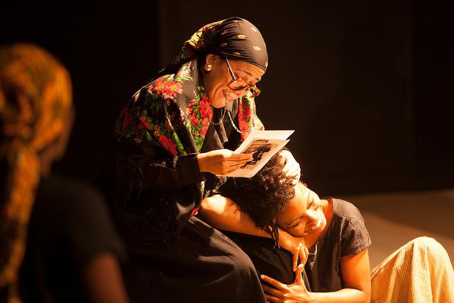 Os Cadernos de Kinzu - AMOK Teatro - crédito Dila Puccini