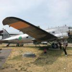 Visitando o Museu da Aviação
