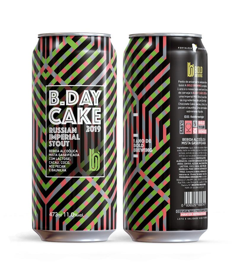 Cerveja com sabor de bolo? O lançamento é amanhã!